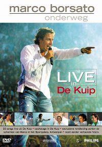 Cover Marco Borsato - Onderweg - Live in de Kuip [DVD]
